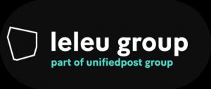 Leleu printing logo
